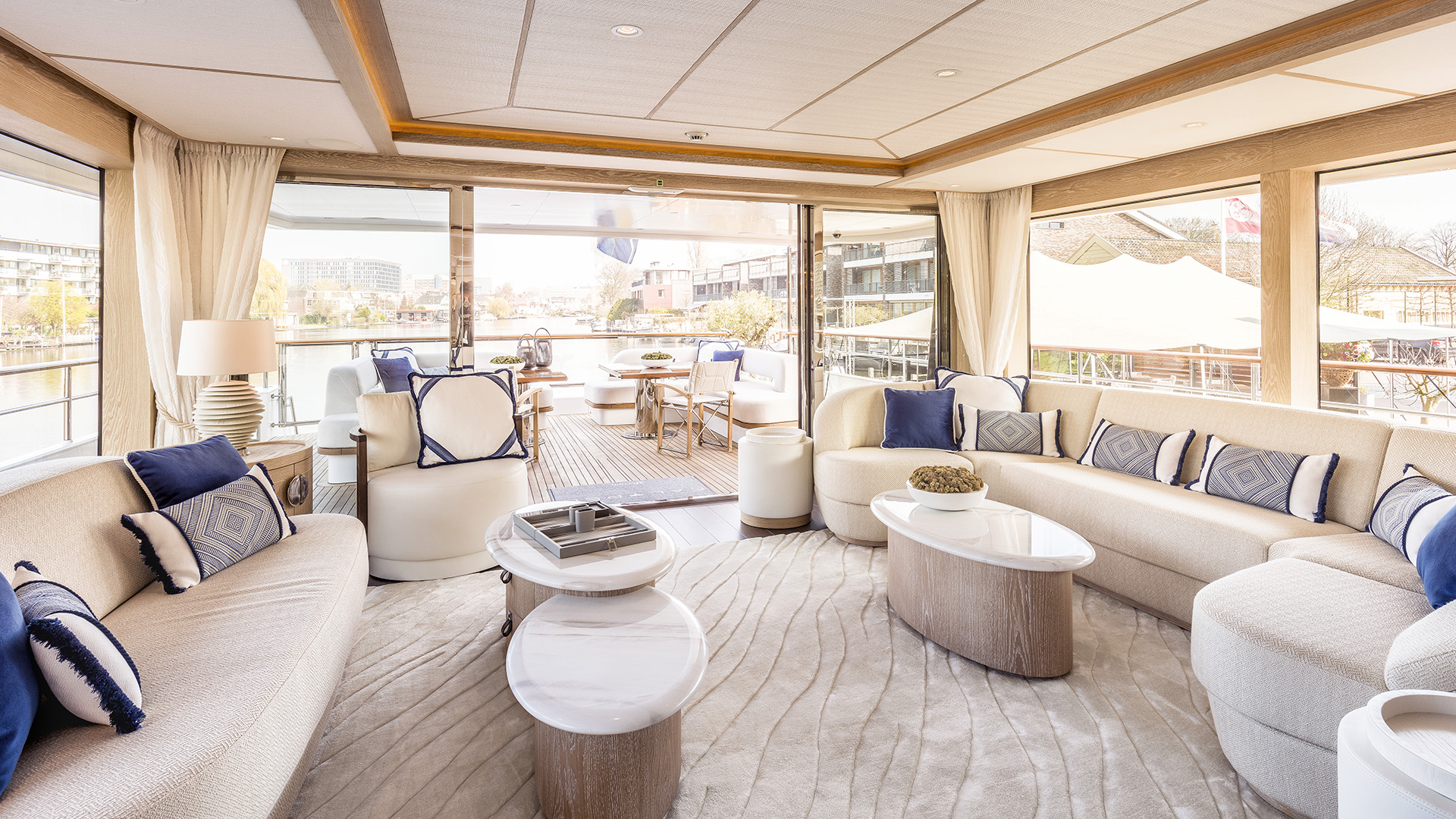 Luxury Carpet for Yacht